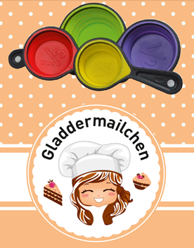 Gladdermailchen: a pastry cookbook, designed by a mother, for children and adults - June 2015