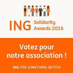 ING Solidarity Awards : Votez pour la FAL - octobre 2016